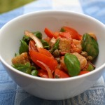 Panzanella: Tuscan Tomato and Bread Salad